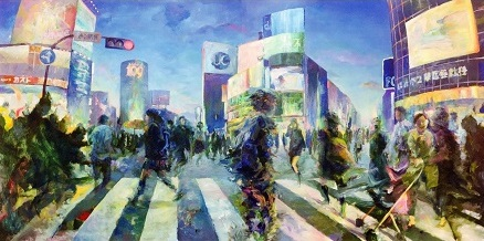 川崎浩由個展「生き交い」