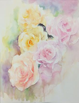 会員作品『薔薇』