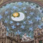 会員作品『サン・カルロ・アッレ・クワトロ・フォンターネ聖堂』
