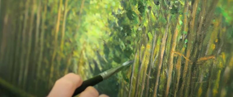 絵画クラス 油絵