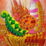 第30回全日本アートサロン絵画大賞展に入選